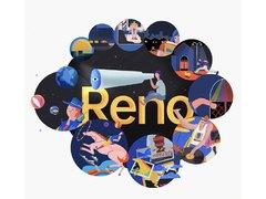 OPPO公布全新产品系列Reno  艺术插画创意无穷