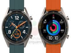 华为全新智能手表或将与P30系列一同发布