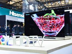 AWE 2019海信展台:ULED、OLED和激光电视争奇斗艳