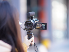 用索尼4K摄像机AX60 开启VLOG之旅