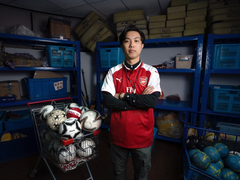 """""""中国球迷""""索尼A7RM3及镜头下的环境肖像"""