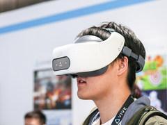 移动VR的时代来了!HTC Vive Focus Plus现场体验