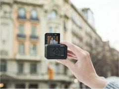 索尼推出RX0 II运动相机 屏幕可翻转180度