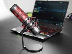 PRO之选,HyperX Quadcast声浪专业电竞麦克风体验评测
