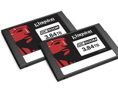 金士顿全新推出数据中心DC500系列SSD