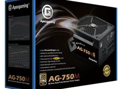 399元重新定义金牌新旗舰 美商艾湃AG-750M电源强势登场
