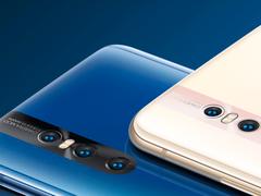 手机究竟能有多美?这几款光用颜值就能征服你