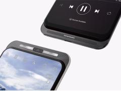 华硕5G手机曝光:双滑盖设计+骁龙855处理器
