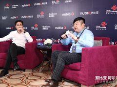 努比亚α发布会专访:可量产柔性屏腕机是努比亚创新的见证