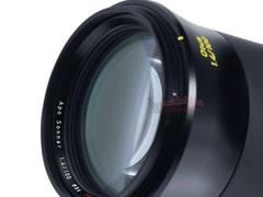 蔡司Otus 100mm f/1.4镜头外观及规格曝光 支持佳能和尼康卡口