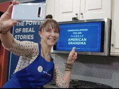 """海尔北美智慧家庭有了首位代言人 """"了不起的奶奶""""成超级用户"""