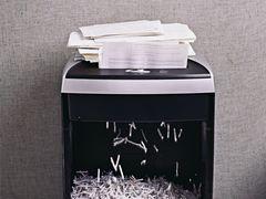 高保密级别碎纸机 隐私安全商业办公必备