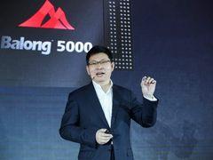 华为对外销售5G芯片并非为了苹果 或撼动高通霸主地位