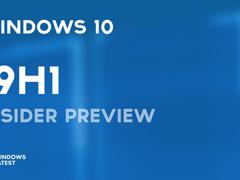 Windows 10 1903版本已在媒体创建工具中推出