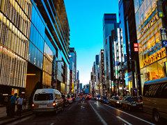 AI拍照让夜景更加漂亮 带着荣耀Note10手机游日本