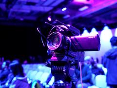 索尼AX700摄像机 助力企业直播升级
