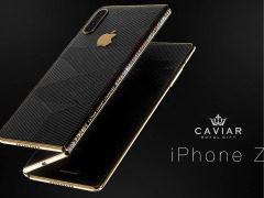 新概念iPhone曝光:10.4英寸柔性屏+二次折叠+90颗钻石 价格超过2万?