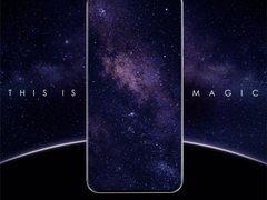赵明一年前就预言过 全面屏仅是荣耀Magic2的基础