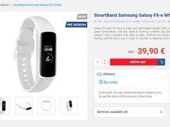 售价301元起!三星 Galaxy Fit 和Galaxy Fit-e开启预售