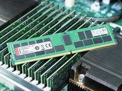 金士顿发布RDIMM DDR4服务器内存