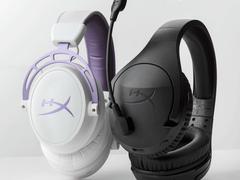 左手无线右手双腔——HyperX推出两款全新游戏耳机