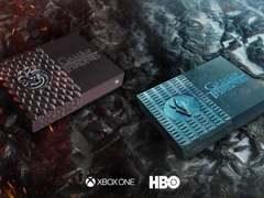 两款《权游》定制版XBOX发布,只送不卖