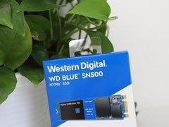 价格亲民性能出众 西部数据Blue SN500 NVMe 500G固态体验