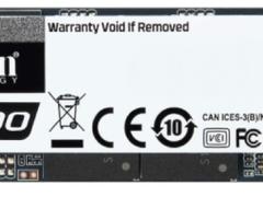 金士顿推出新一代KC2000 M.2 NVMe固态硬盘