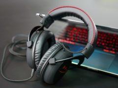 电竞顺风耳!HyperX Cloud Core战斧游戏耳机评测