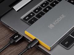 轻薄有型 柯达X250移动固态硬盘评测