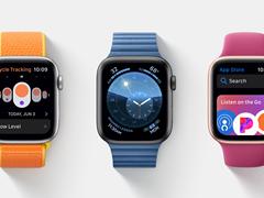 手表独当大任!watchOS 6更新功能:可独立运行应用,更注重健康