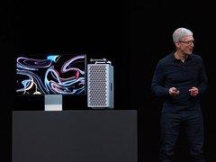 28核心+2T内存 最低7.6W元起 苹果发布设计师最爱的Mac Pro
