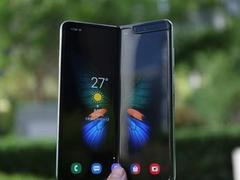 折叠屏已修复!三星首款折叠屏手机Galaxy Fold计划于7月份上市