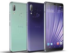 HTC在台湾地区发布2款新机 HTC U19e 和 HTC Desire 19+