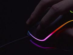 决定吃鸡率的电脑外设 HyperX巨浪RGB电竞鼠标