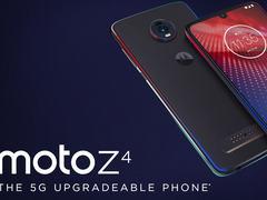 摩托罗拉海外发布新机,Moto Z4的模组支持5G网络连接