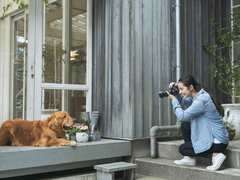 索尼对宠物下手了!为推广眼控对焦技术,索尼举办宠物摄影大赛