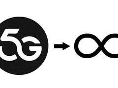 """华为5G商用图标爆出!酷似莫比乌斯带,寓意""""无限""""?"""