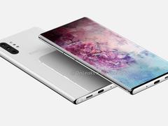 三星将在韩国推出Note10两款机型,只发布5G版本