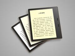 7英寸300ppi超清屏 亚马逊Kindle Oasis电子书阅读器上市