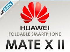 华为将推第二款折叠屏手机?华为Mate X 2外观设计专利曝光