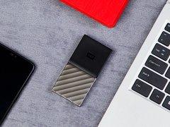 高颜值、强性能 WD My Passport SSD使用体验