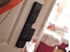 米家智能门锁推拉式评测:一步开门,通向向往的生活
