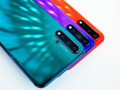 颜值性能兼备 人像超级夜景自拍加分!华为nova5 Pro今日开售