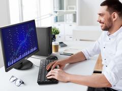 功能强大 提高效率 华硕商用D641MD更高效能的商务工作站
