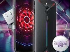 世界首款内置风扇游戏手机红魔3携手CELCOM马来西亚震撼发布!