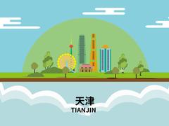 """中新生态城的交通状况,是嘛时候成的""""津门第一""""?"""
