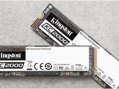 为高性能而生 金士顿KC2000 M.2 NVMe固态硬盘上市