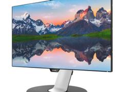高能预警!高颜值4K全面屏显示器飞利浦329P9H开启预售
