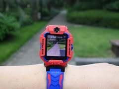 最酷儿童电话手表,小天才Z6联名蜘蛛侠限量版网友体验